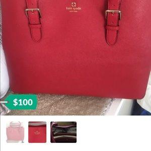 Handbags - Kate Spade bag, New! Never used. $100.